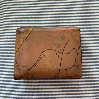 フォッシル(FOSSIL)のFossil メンズ 二つ折り財布(折り財布)