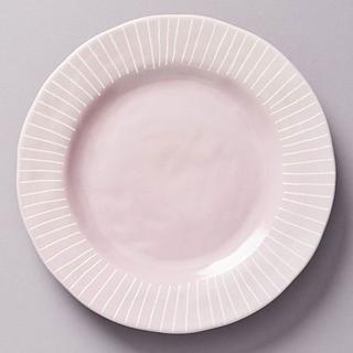 アンソロポロジー(Anthropologie)のアンソロポロジー ディナープレート 大皿 盛り皿 ハンドペイント(食器)