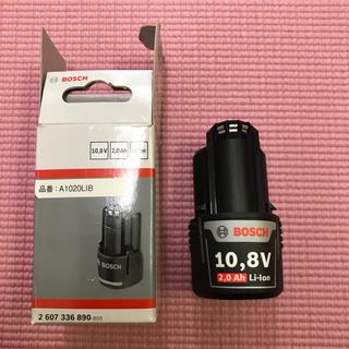 ボッシュ(BOSCH)の蟹蔵様専用 リチウム バッテリー 10.8V 2.0Ah A1020LIB(工具)