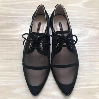 ペリーコ(PELLICO)の未使用品   PELLICO SUNNY  レースアップシューズ  36(ローファー/革靴)