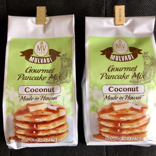 ハワイアンパンケーキマルバディココナッツフレーバー2袋セット(菓子/デザート)