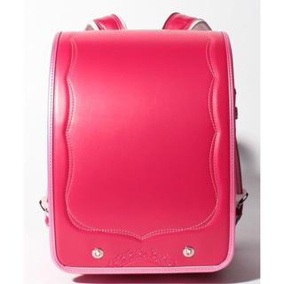 フワリー(Fuwaly)の新品♡定価56150円 ふわりー  ランドセル vivid pink×ピンク (ランドセル)