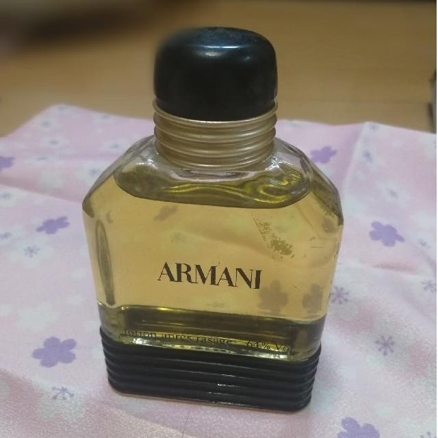 Armani(アルマーニ)の【さっそく最終お値下げ!】【ほぼ未使用】ARMANI 香水【メンズ】 コスメ/美容の香水(香水(男性用))の商品写真