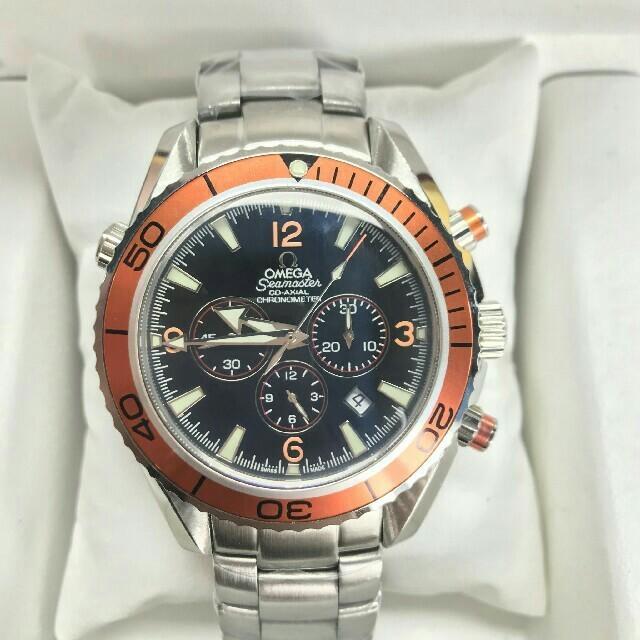 スーパーコピーヴァシュロン・コンスタンタン時計100%新品 / OMEGA - Omega オメガ 腕時計 文字盤カラー シルバー ブランド腕時計の通販 by fefyin68's shop|オメガならラクマ
