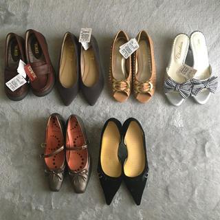 お好きな靴2点で3500円 3点5000円☺︎ サンダル パンプス  靴(ハイヒール/パンプス)