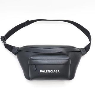 バレンシアガ(Balenciaga)の新品 バレンシアガ エブリデイ ロゴ ベルトパック ボディバッグ ウエストポーチ(ボディーバッグ)