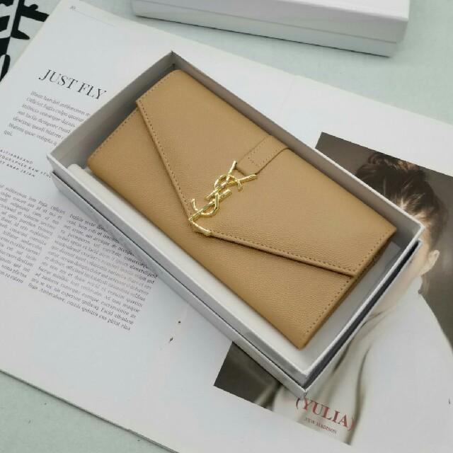 Yves Saint Laurent Beaute - お勧めYSL 長財布 レディース 新品の通販 by MAYUKO🐼's shop|イヴサンローランボーテならラクマ