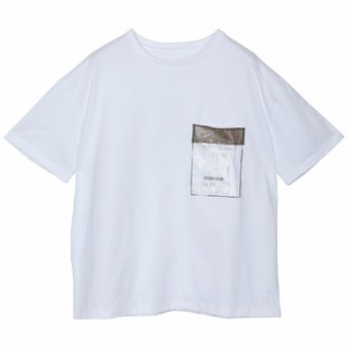 アメリヴィンテージ(Ameri VINTAGE)の2019 新作完売品 Ameri VINTAGE TAG ポケット TEE(Tシャツ(半袖/袖なし))