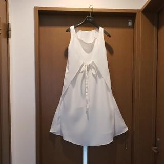 フォクシー(FOXEY)のA様専用 フォクシーADAM トップス ワンピース チュニック スカート(シャツ/ブラウス(半袖/袖なし))