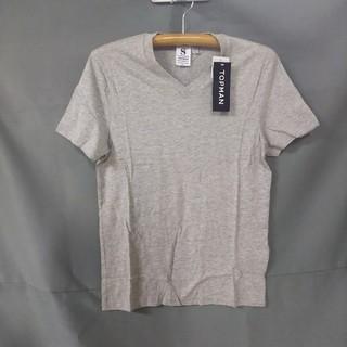 トップマン(TOPMAN)のメンズ VネックTシャツ(Tシャツ/カットソー(半袖/袖なし))