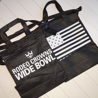 ロデオクラウンズワイドボウル(RODEO CROWNS WIDE BOWL)のロデオ ショップ袋(ショップ袋)