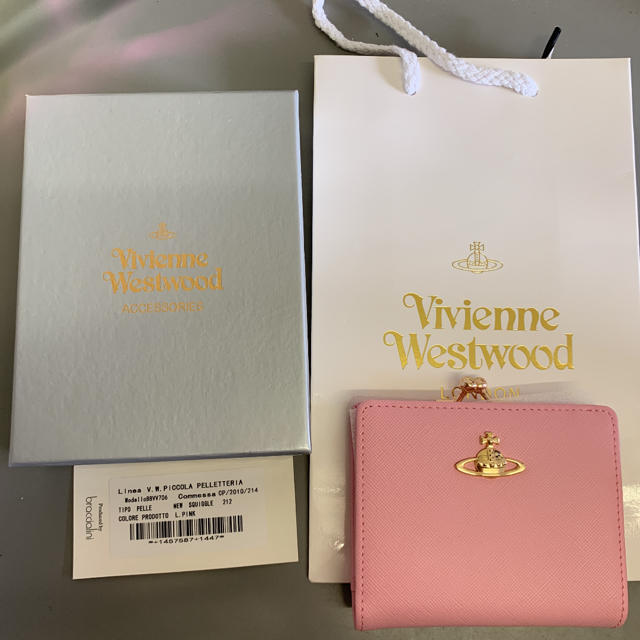 Vivienne Westwood - ヴィヴィアン  折財布の通販 by きみまろ's shop|ヴィヴィアンウエストウッドならラクマ