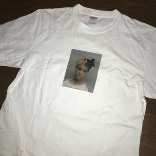 シュプリーム(Supreme)のXXXTENTACION MUGSHOTS Tシャツ(Tシャツ/カットソー(半袖/袖なし))
