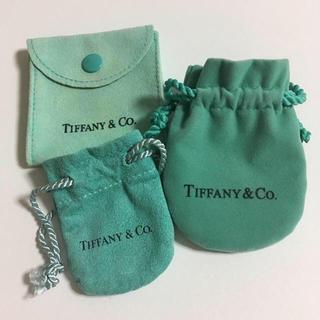 ティファニー(Tiffany & Co.)のティファニー 巾着 3枚セット ✨ アクセサリーケース(その他)