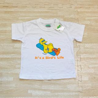 SESAME STREET - 新品 SESAME STREET キムラタン Tシャツ 90 big bird