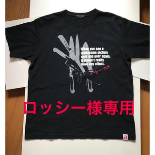 ユニクロ(UNIQLO)のメンズTシャツ 【ユニクロ】ANDY WARHOL  XL(Tシャツ/カットソー(半袖/袖なし))