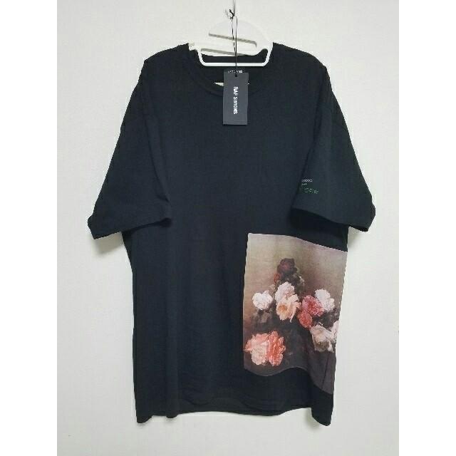 RAF SIMONS(ラフシモンズ)のRAF SIMONS 18ss 権利の美学tシャツ Mサイズ メンズのジャケット/アウター(Gジャン/デニムジャケット)の商品写真