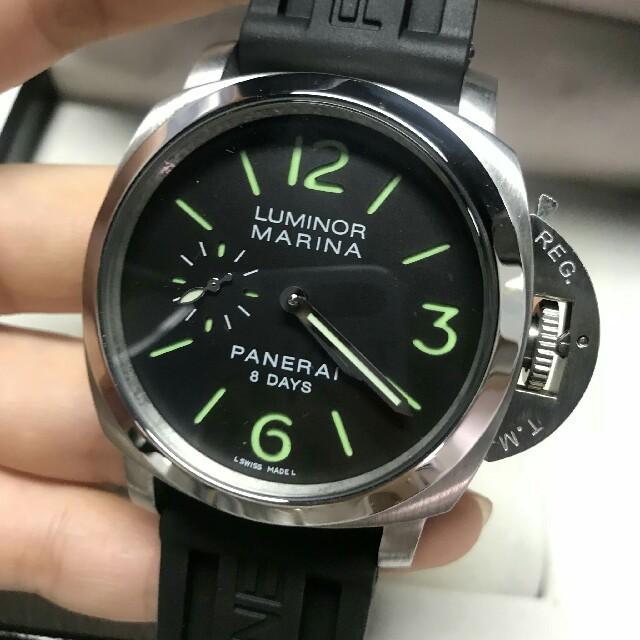 リシャール・ミル時計スーパーコピー本正規専門店 、 PANERAI - PANERAI パネライタイプ 腕時計の通販 by サカモト's shop|パネライならラクマ