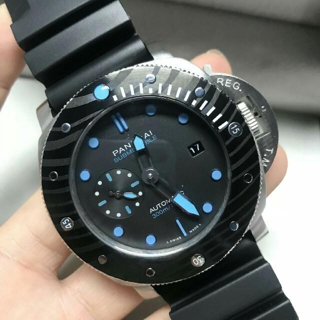 リシャール・ミル時計スーパーコピー全国無料 | PANERAI - PANERAI パネライタイプ 腕時計の通販 by サカモト's shop|パネライならラクマ