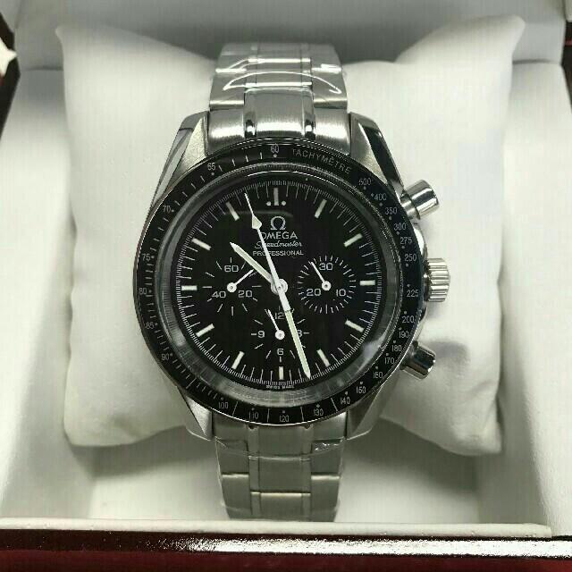 スーパーコピーリシャール・ミル時計最安値2017 - OMEGA オメガ スピードマスター デイト ブランド腕時計 の通販 by など's shop|ラクマ