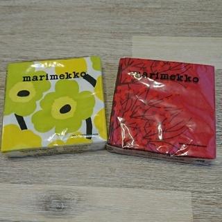 マリメッコ(marimekko)の未開封品 マリメッコペーパーナフキン(その他)