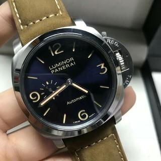 pretty nice 1ae47 55908 PANERAI - 美品 パネライ ルミノール 手巻き 人気 メンズ 腕時計 ...