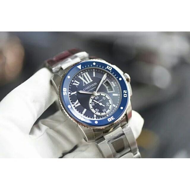 ドゥ グリソゴノコピー有名人 | Cartier - Cartier 時計 腕時計 メンズの通販 by h445fd4's shop|カルティエならラクマ