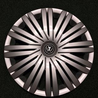 フォルクスワーゲン(Volkswagen)の15インチ ポロ6R ホイールキャップ 1枚(ホイール)