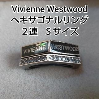 ヴィヴィアンウエストウッド(Vivienne Westwood)のVivienne Westwood ヘキサゴナルリング(リング(指輪))