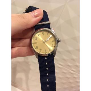 ビームス(BEAMS)のビームズ BEAMS 腕時計 美品(腕時計(アナログ))