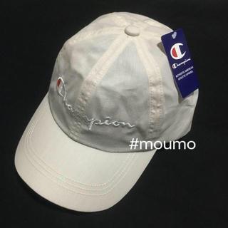 チャンピオン(Champion)の⚫️値下不可⚫️Champion キャップ  帽子 オフホワイト(キャップ)