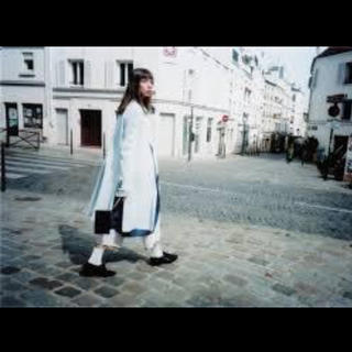 ヨウジヤマモト(Yohji Yamamoto)のsulvam 18ss over soccer coat(チェスターコート)