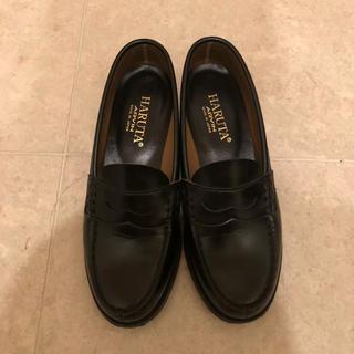 ハルタ(HARUTA)のHARUTA ハルタ ローファー 黒(ローファー/革靴)