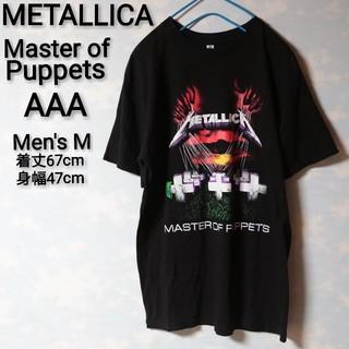 トリプルエー(AAA)のMETALLICA バンドTシャツ AAA Master Of Puppets(Tシャツ/カットソー(半袖/袖なし))
