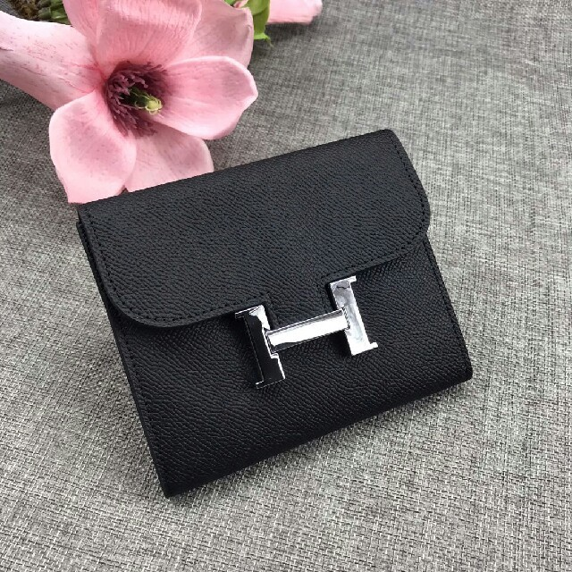 Hermes - HERMES エルメス ベアン コンパクト エタン�通販 by �'s shop|エルメス�らラクマ
