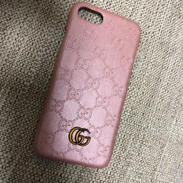 GUCCI風iPhone8ケースの通販