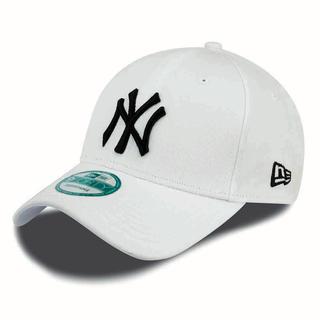ニューエラー(NEW ERA)のヤンキース キャップ ホワイト 白(キャップ)