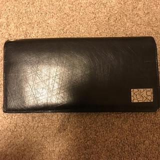 カルバンクライン(Calvin Klein)のカルバンクライン 財布(長財布)