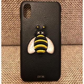 ディオール(Dior)のディオール アイホンケース kaws  bee Dior iPhone x(iPhoneケース)