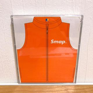 スマップ(SMAP)のSmap Vest✨オレンジ アルバム(アイドルグッズ)