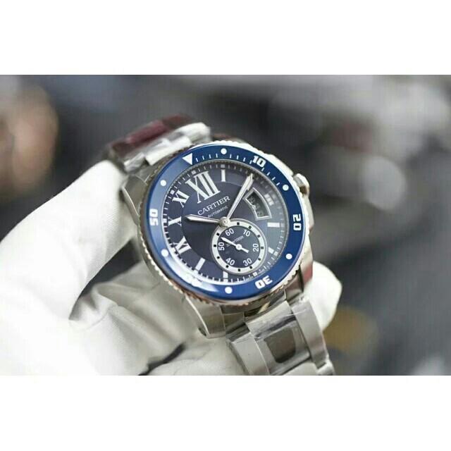 ドゥ グリソゴノコピー専門店 / 時計 腕時計 メンズ Cartierの通販 by 涙が没収された's shop|ラクマ