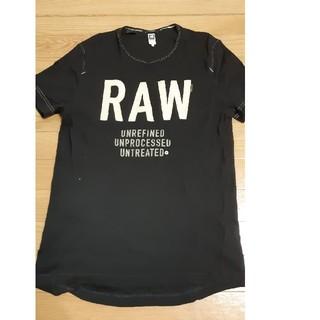 ジースター(G-STAR RAW)のG-STAR黒Tシャツ(Tシャツ/カットソー(半袖/袖なし))