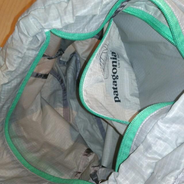 patagonia(パタゴニア)のpatagonia ライトウェイト 梨花さん同型 美品 レディースのバッグ(リュック/バックパック)の商品写真
