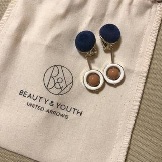 ビューティアンドユースユナイテッドアローズ(BEAUTY&YOUTH UNITED ARROWS)のbeauty&youth イヤリング(イヤリング)