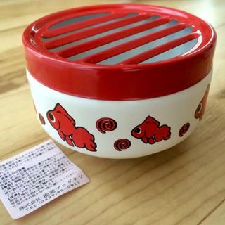 缶製はいざら キンギョ柄 昭和レトロ タバコグッツ 当時 ビンテージ 吸い殻いれ(灰皿)