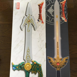 スクウェアエニックス(SQUARE ENIX)のロトの剣 & 天空の剣 セット ドラゴンクエスト ドラクエ(キャラクターグッズ)
