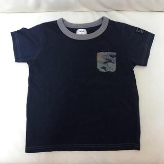 イッカ(ikka)の♡ikka♡120 Tシャツ 半袖 子供(Tシャツ/カットソー)