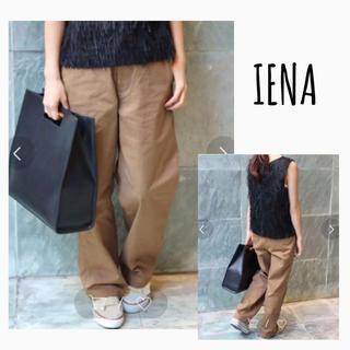 イエナ(IENA)のIENAイエナ 50S モデル チノパン(チノパン)