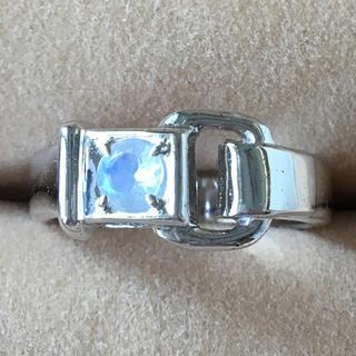 (8)ベルトデザイン リング シルバー アンティーク(リング(指輪))