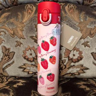 アフタヌーンティー(AfternoonTea)のafternoontea イチゴ柄  サーモマグ ボトル(水筒)